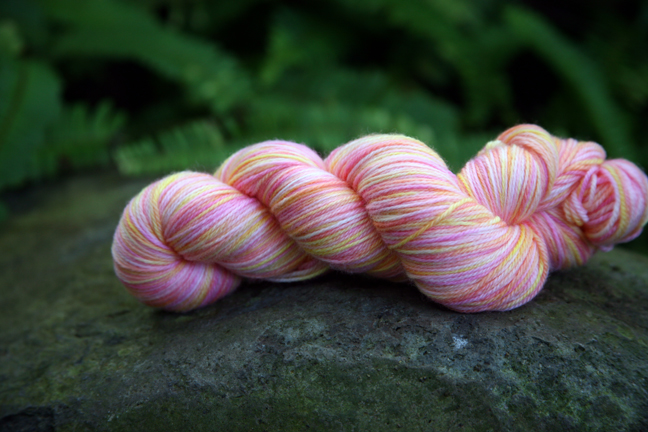 Sunrise skein